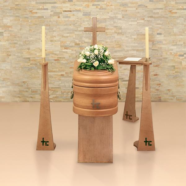 Funeraria del Hogar de Cristo, Necesidad futura, ceremonias funeraria